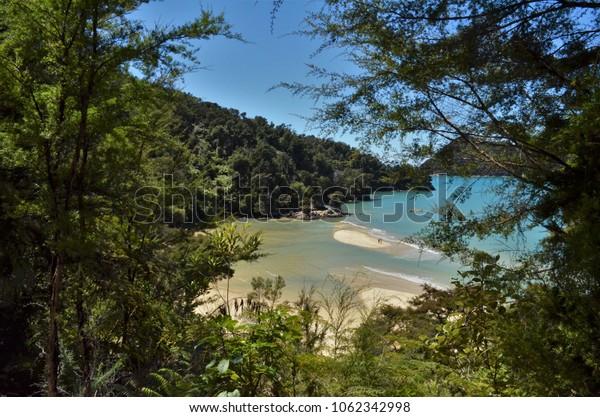 beautiful beach outlook