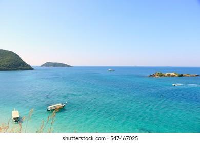 Beautiful beach in Sa-mae san island -Thailand