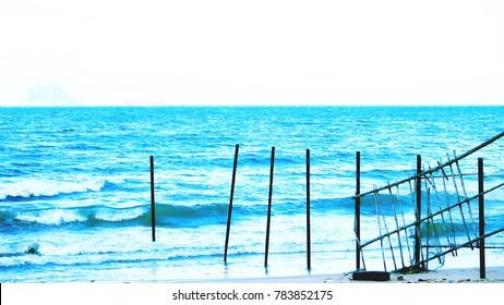 Beautiful Beach in Taiwan