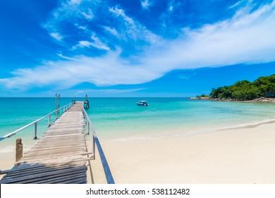 Beautiful Beach in Thailand