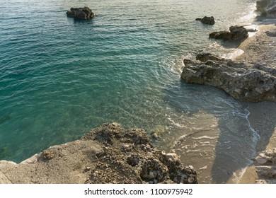 Beautiful Beach View