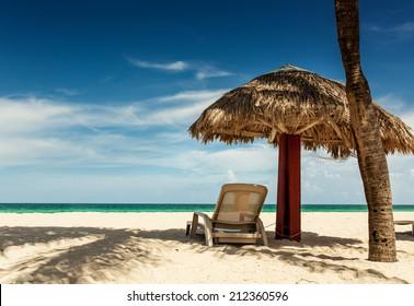 beautiful beach view.