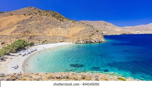 beautiful beaches of Greece - Astypalaia island , Agios Konstantinos