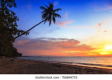 Beautiful beaches like heaven