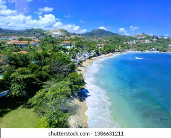 The beautiful beaches of Puerto Plata, Dominican Republic.