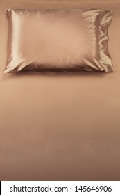Beautiful Bed and Pillow