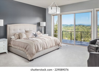 luxury Bedrooms View Stock Photos, Images & Photography ...