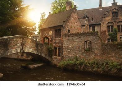 Beautiful Belgic Fairytale's House