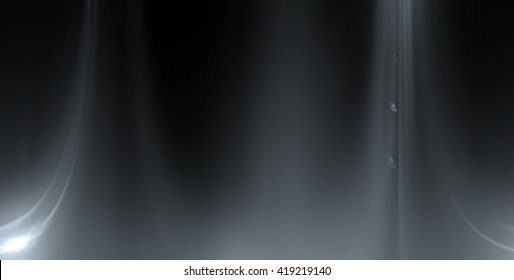 A beautiful black abstract background.
