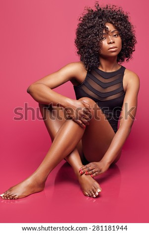 Nude black woman Nude Photos 29