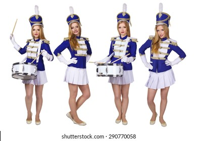 Marching Band Isolated High Res Stock Images | Shutterstock