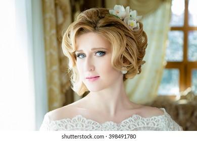 Dominating shy redhead bride pussy stretch lips