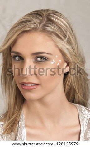 Topic understand blonde facial girl consider, that
