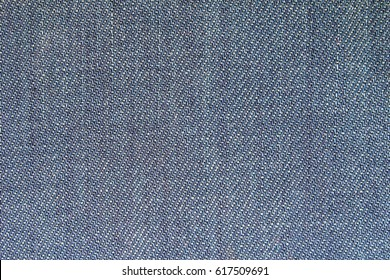 Beautiful blue jeans texture fabric