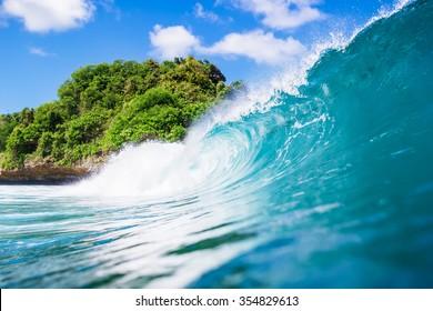 Beautiful Blue Wave