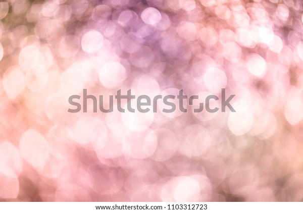Beautiful bokeh background