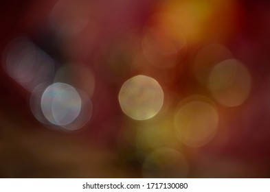 A Beautiful bokeh wallpaper background abstract