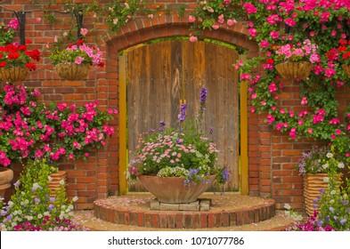 Beautiful Flowers Garden Images Stock Photos Vectors Shutterstock