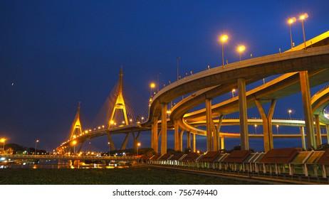 Beautiful Bridge Thailand