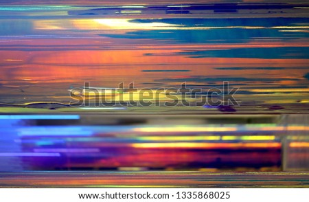 Beautiful bright abstract multicolored shiny photo background