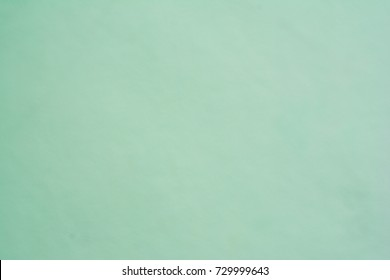 Beautiful bright green mint color for background.