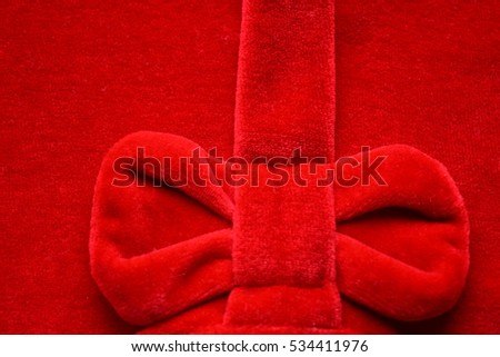 Beautiful Bright Red Velvet Background Luxurious Stock Photo Edit