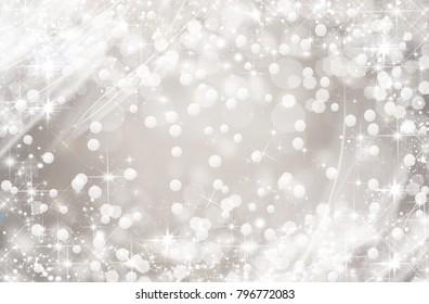beautiful, brilliant, gray ,Christmas background,Christmas sequi