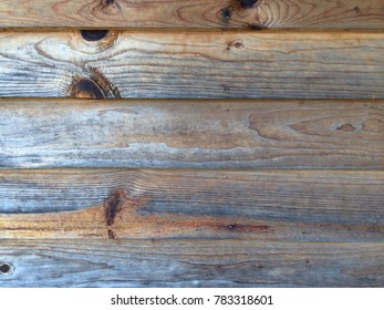 Beautiful brown wood background