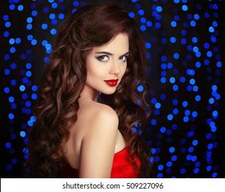 Party Makeup Images Stock Photos Vectors Shutterstock