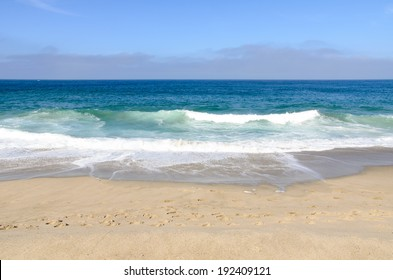 Beautiful California Beach