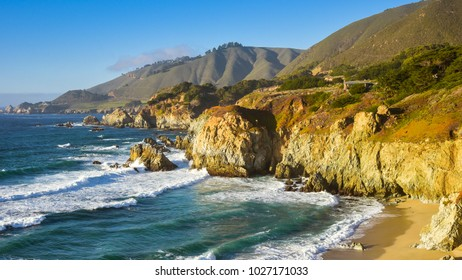 Beautiful California Coast - Big Sur, California