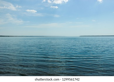 A beautiful and calming seascape.