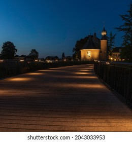 The beautiful castle of Coevorden