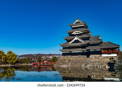 Beautiful castle of Japan