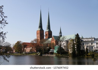 Beautiful Cathedral of the Hanseatic City of Lübeck (Luebeck) – Germany