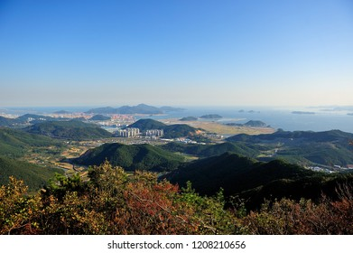 Beautiful Changwon City Jinhae District