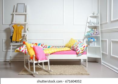 modern children bedroom Images, Stock Photos & Vectors ...