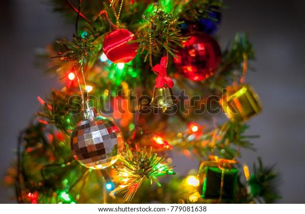 Beautiful Christmas.Beautiful Christmas Tree Stock Photo Edit Now 779081638