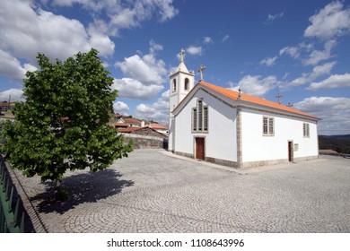 beautiful Church in Portugal