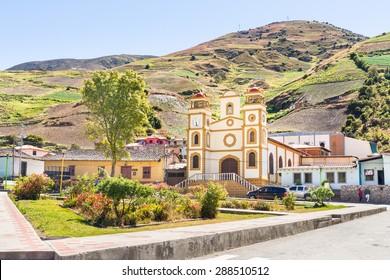 Beautiful church in Venezuela