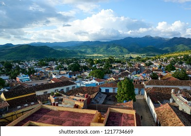 Beautiful City of Trinidad Landscape - Cuba