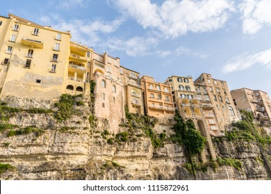 Beautiful city of Tropea in Calabria, Italy