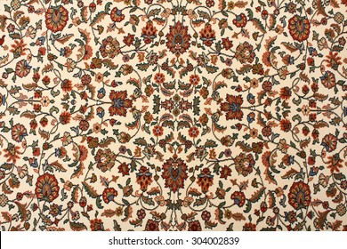 Beautiful classical carpet of machine work