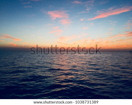Beautiful Cloudssunrise Sunset Hd Wallpaper Mobile Stock Photo Edit