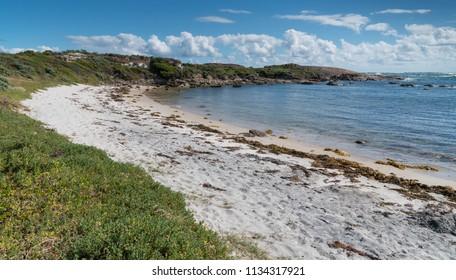 Beautiful coastal landscape of Cape Leeuwin, Leeuwin-Naturaliste National Park, Western Australia