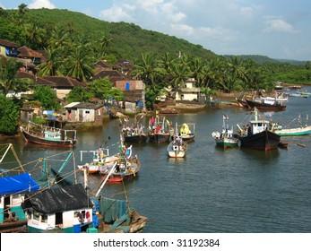 Beautiful coastal scene