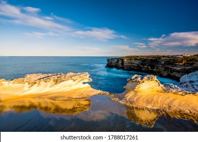 The beautiful coastline of Botany Bay National Park in an Afternoon - Shutterstock ID 1788017261