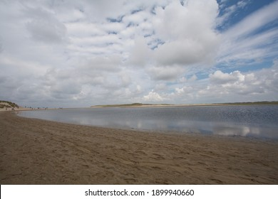 Beautiful coastlines by the sea