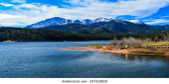 Beautiful Colorado Mountains in the Rockies