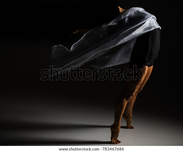 Beautiful Contemporary Style Dancer